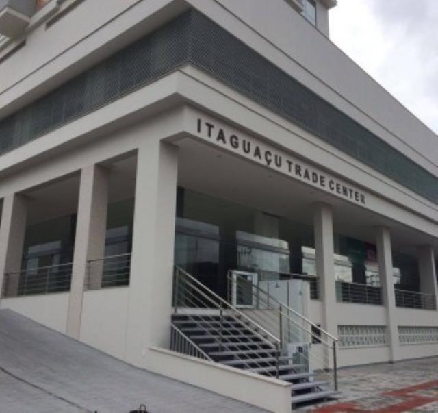 Sala-Código-1559-para-Alugar-Itaguaçu Trade Center-no-bairro-Barreiros-na-cidade-de-São José