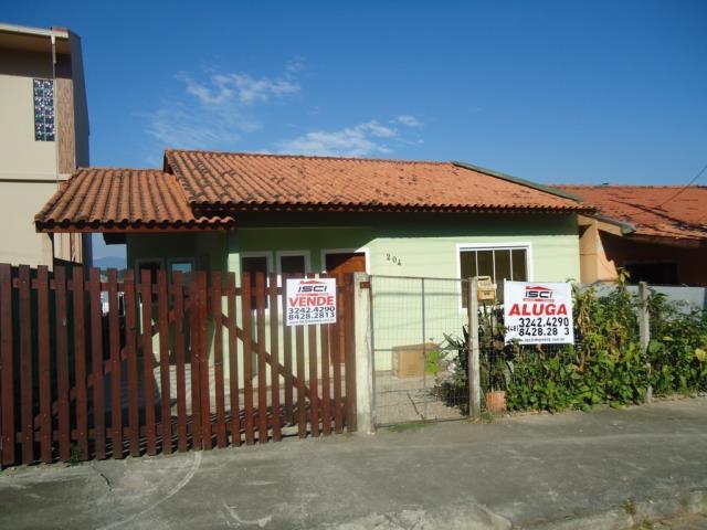 Casa - Código 22 Imóvel a Venda no bairro São Sebastião na cidade de Palhoça