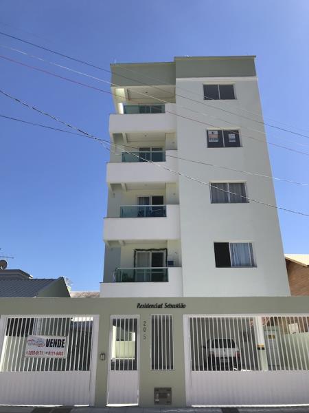 Apartamento Codigo 325 a Venda  no bairro São Sebastião na cidade de Palhoça