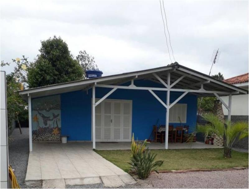 Casa - Código 568 Imóvel a Venda no bairro Mar Azul (Ens Brito) na cidade de Palhoça