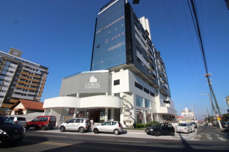 Sala Codigo 653 para Alugar  no bairro Coqueiros na cidade de Florianópolis