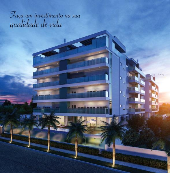 Apartamento - Código 686 Imóvel a Venda no bairro Centro na cidade de Governador Celso Ramos