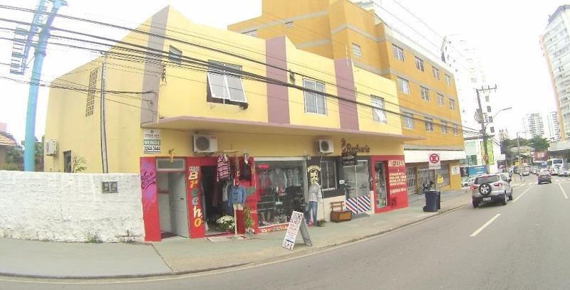Prédio - Código 728 Imóvel a Venda no bairro Estreito na cidade de Florianópolis
