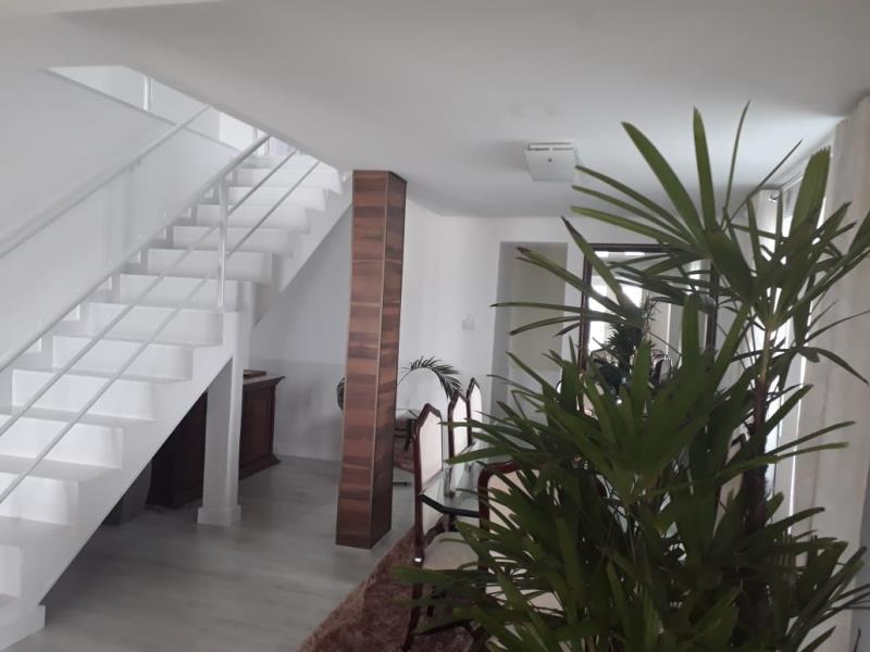 Sala de Jantar e Escadaria