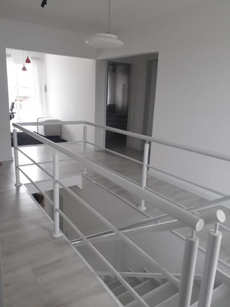 Vista ampla do segundo piso