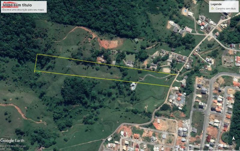 Terreno - Código 916 Imóvel a Venda no bairro Bela Vista na cidade de Palhoça