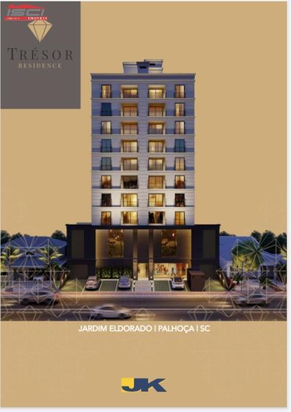 Apartamento - Código 963 Imóvel a Venda no bairro Jardim Eldorado na cidade de Palhoça