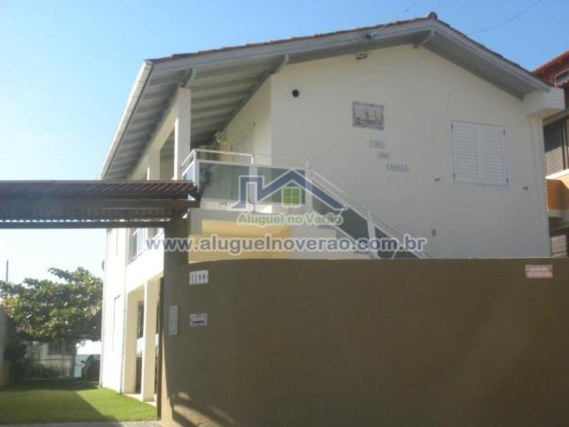 Casa Codigo 2059 para temporada no bairro Lagoinha na cidade de Florianópolis Condominio