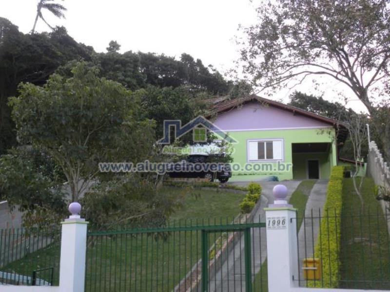 Casa Codigo 2060 para temporada no bairro Lagoinha na cidade de Florianópolis Condominio