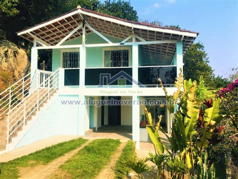 Casa Codigo 2061 para temporada no bairro Lagoinha na cidade de Florianópolis Condominio