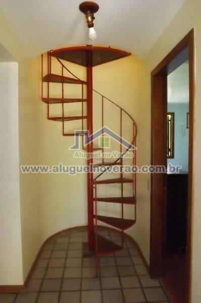 Escada de Acesso 2º Pizo