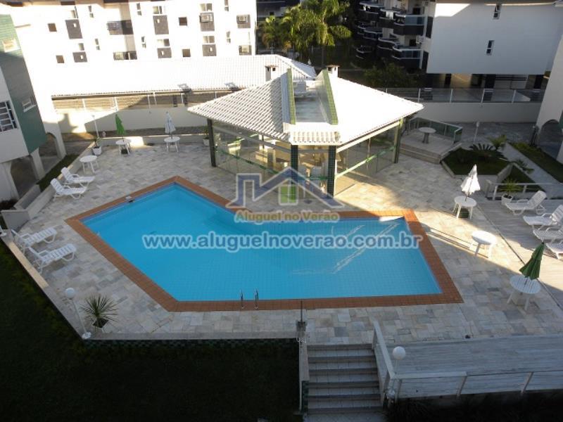 Apartamento Codigo 11919 para temporada no bairro Praia Brava na cidade de Florianópolis Condominio três américas