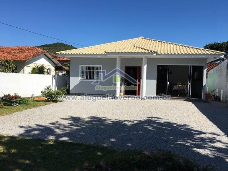 Casa Codigo 3058 para temporada no bairro Ponta das  Canas na cidade de Florianópolis Condominio
