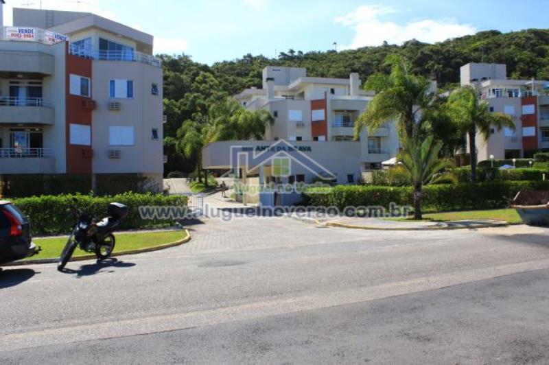 Apartamento Codigo 11325 para temporada no bairro Praia Brava na cidade de Florianópolis Condominio mirante da brava
