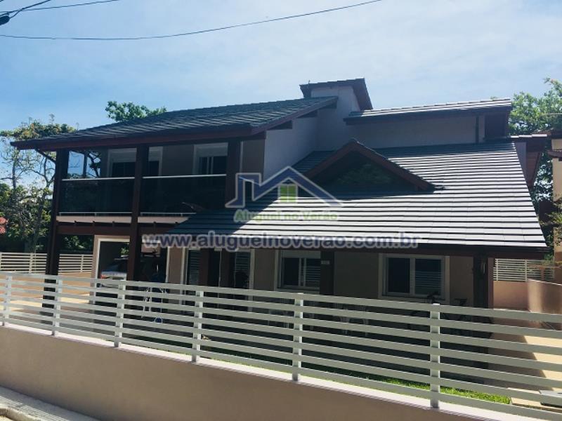Casa Codigo 2062 para temporada no bairro Lagoinha na cidade de Florianópolis Condominio