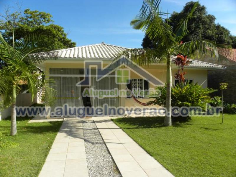 Casa Codigo 2001 para temporada no bairro Lagoinha na cidade de Florianópolis Condominio