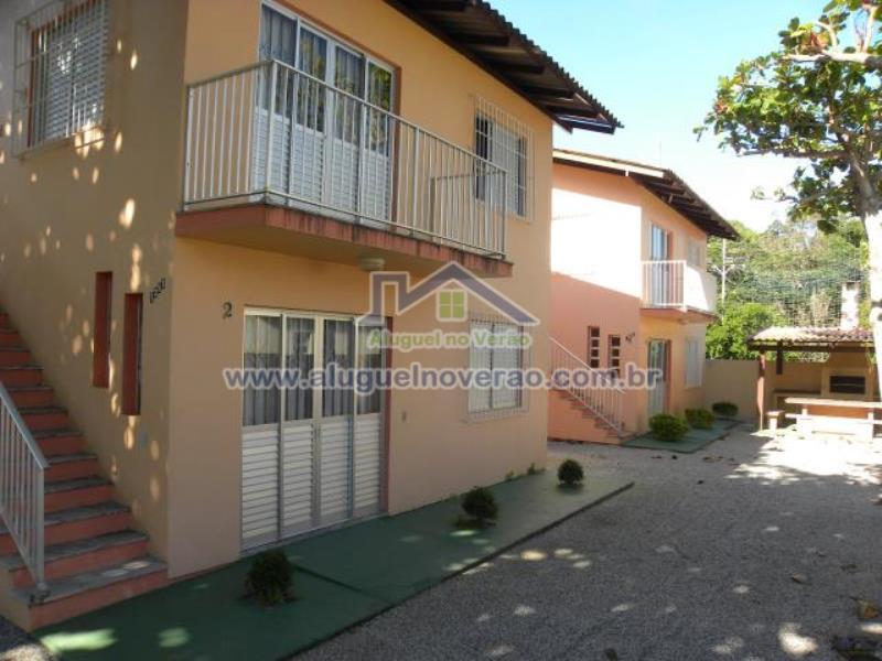 Apartamento Codigo 22101 para temporada no bairro Lagoinha na cidade de Florianópolis Condominio