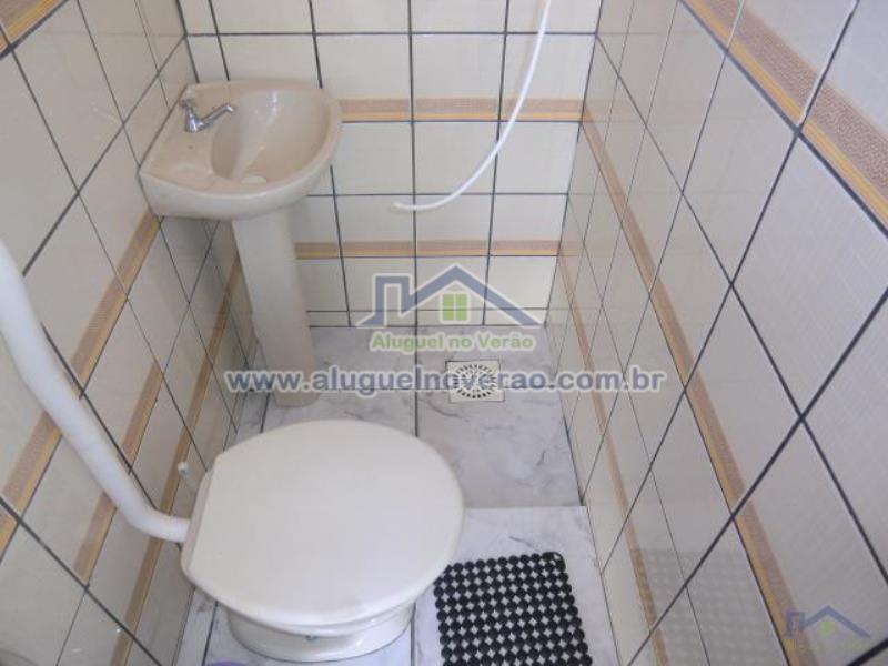 Banheiro Área de Churrasqueira