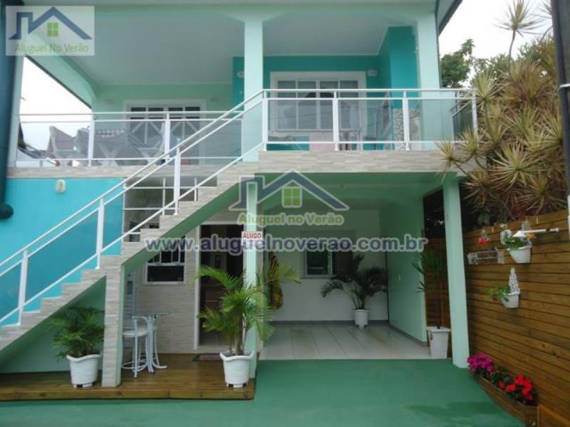 Casa Codigo 2007 para temporada no bairro Lagoinha na cidade de Florianópolis Condominio