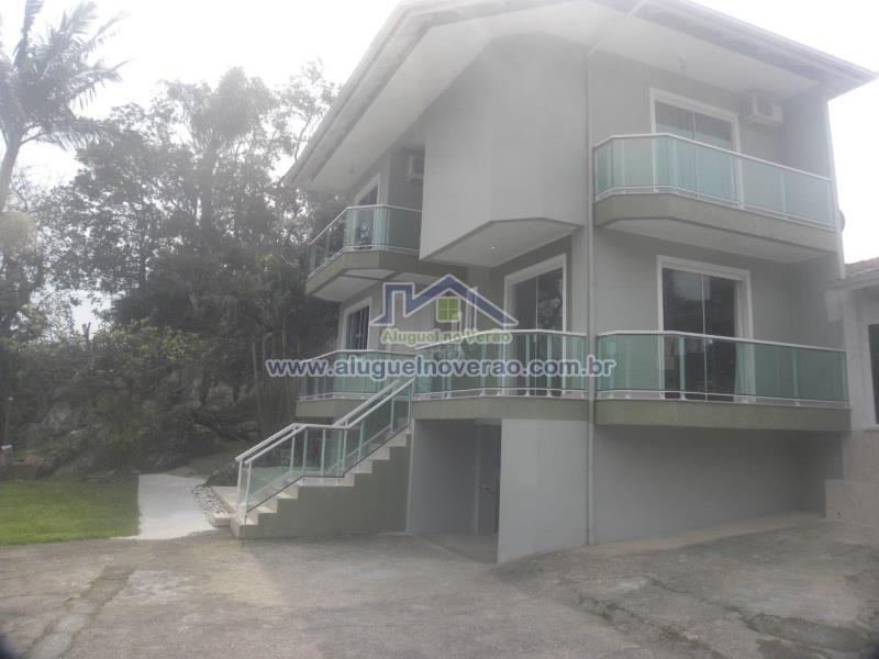 Casa Codigo 3002 para Locacao  no bairro Ponta das  Canas na cidade de Florianópolis
