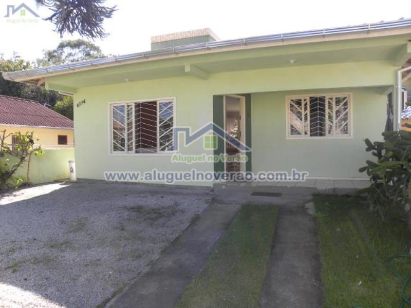 Casa Codigo 3006 para temporada no bairro Ponta das  Canas na cidade de Florianópolis Condominio