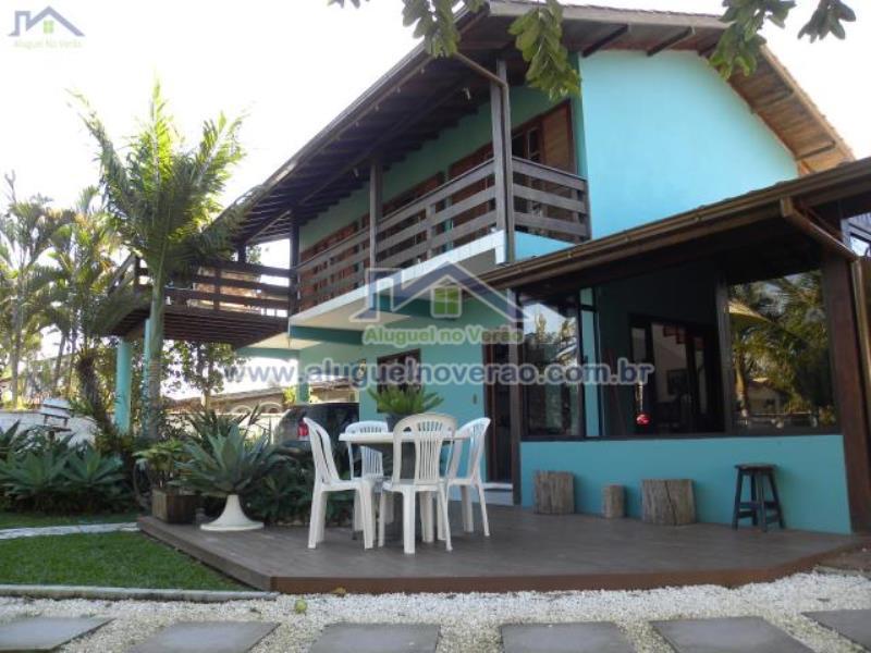 Casa Codigo 3007 para Locacao  no bairro Ponta das  Canas na cidade de Florianópolis