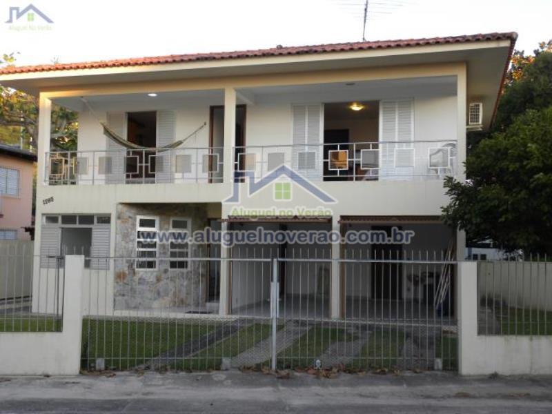 Casa Codigo 2011 para temporada no bairro Lagoinha na cidade de Florianópolis Condominio