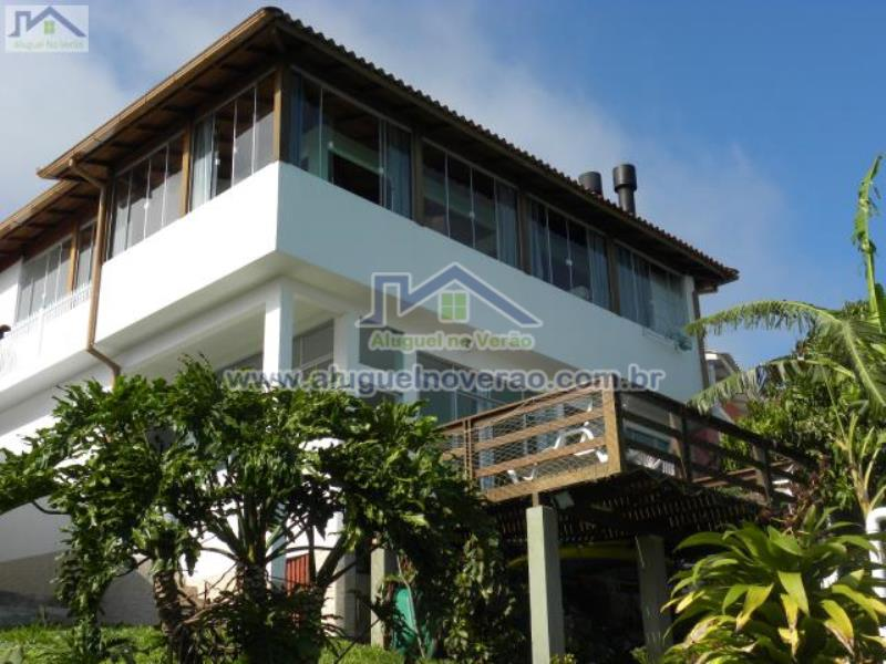 Casa Codigo 2014 para temporada no bairro Lagoinha na cidade de Florianópolis Condominio