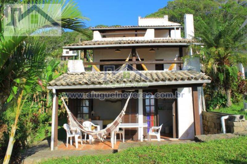 Casa Codigo 2016 para temporada no bairro Lagoinha na cidade de Florianópolis Condominio