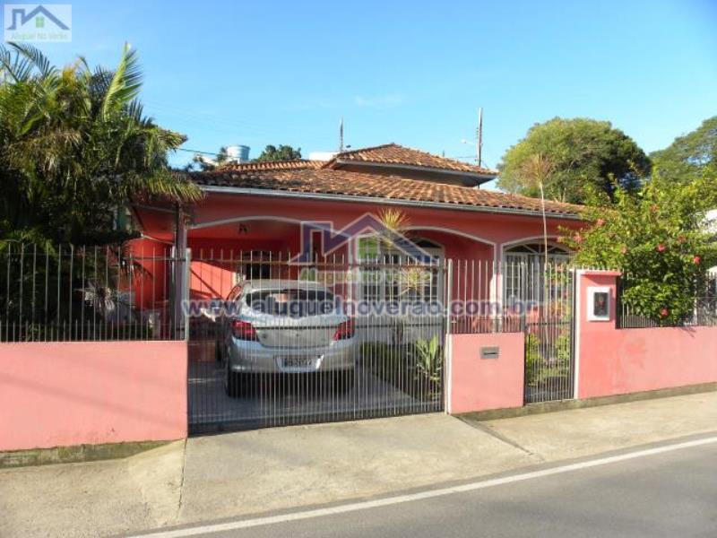 Casa Codigo 3009 para temporada no bairro Ponta das  Canas na cidade de Florianópolis Condominio