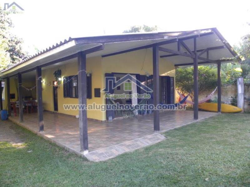 Casa Codigo 2018 para temporada no bairro Lagoinha na cidade de Florianópolis Condominio