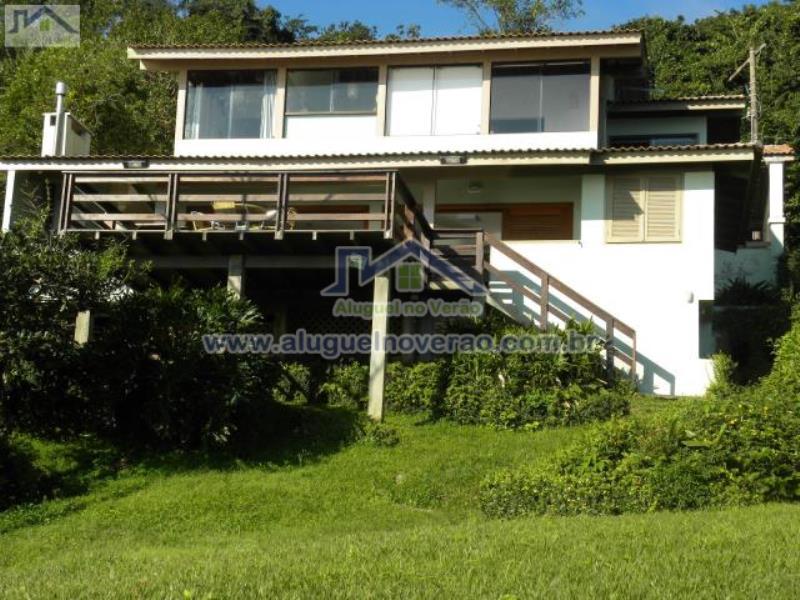 Casa Codigo 2019 para temporada no bairro Lagoinha na cidade de Florianópolis Condominio
