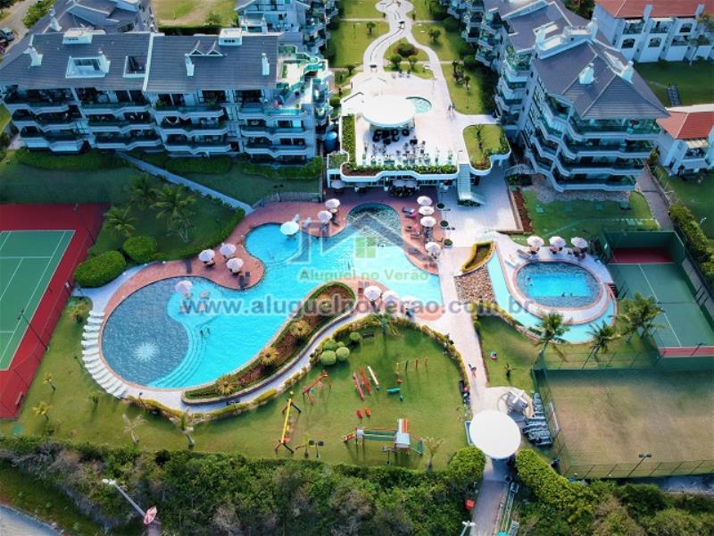 Apartamento Codigo 11800 para temporada no bairro Praia Brava na cidade de Florianópolis Condominio atlântico sul