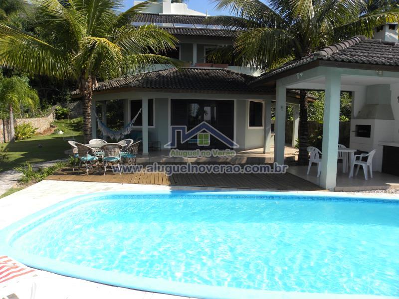 Casa Codigo 1003 para temporada no bairro Praia Brava na cidade de Florianópolis Condominio