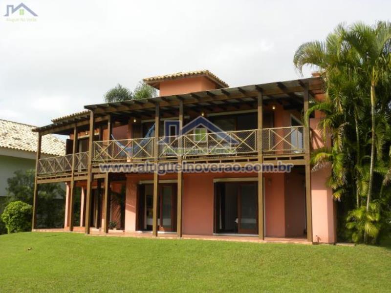Casa Codigo 2023 para temporada no bairro Lagoinha na cidade de Florianópolis Condominio