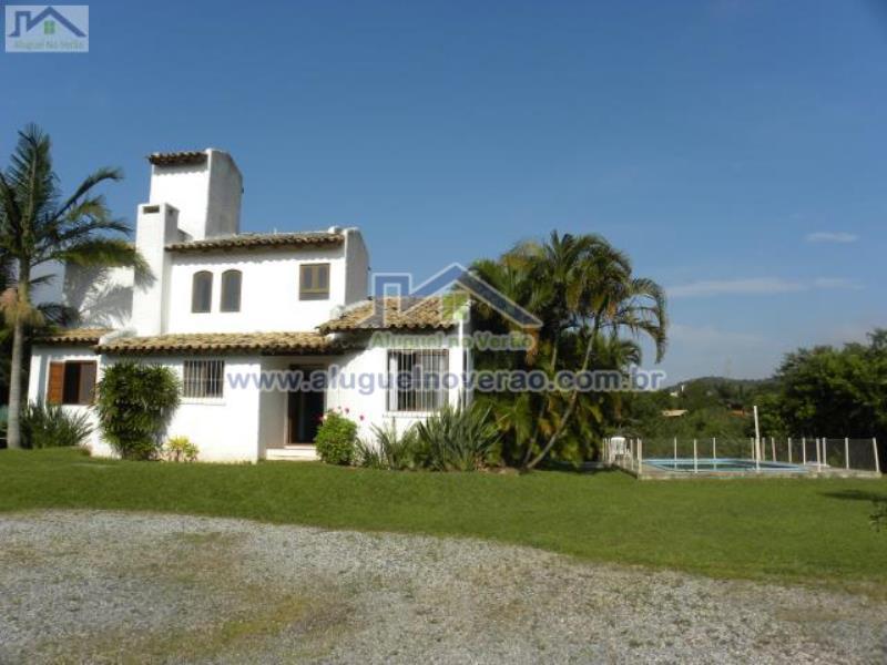 Casa Codigo 2024 para temporada no bairro Lagoinha na cidade de Florianópolis Condominio