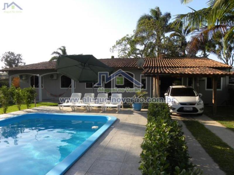 Casa Codigo 3012 para Locacao  no bairro Ponta das  Canas na cidade de Florianópolis