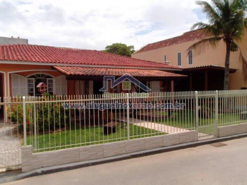 Casa Codigo 3019 para temporada no bairro Ponta das  Canas na cidade de Florianópolis Condominio