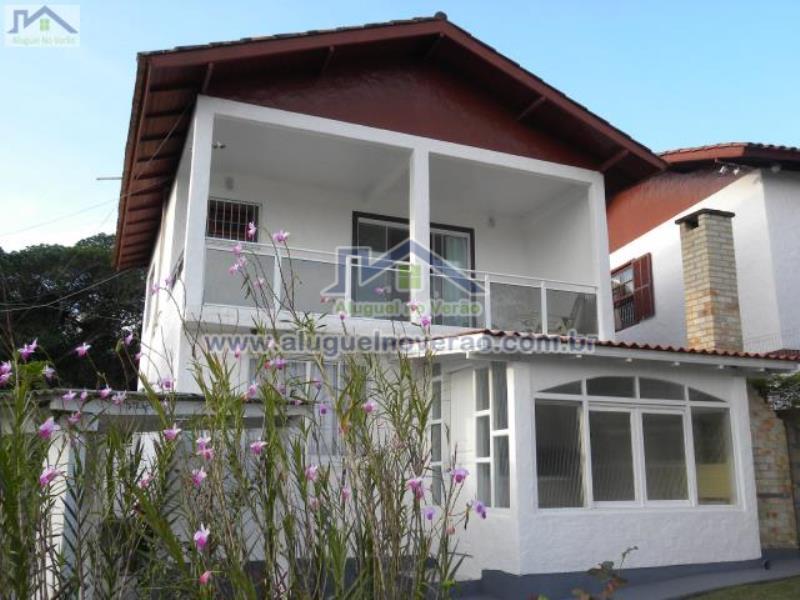 Casa Codigo 2028 para temporada no bairro Lagoinha na cidade de Florianópolis Condominio