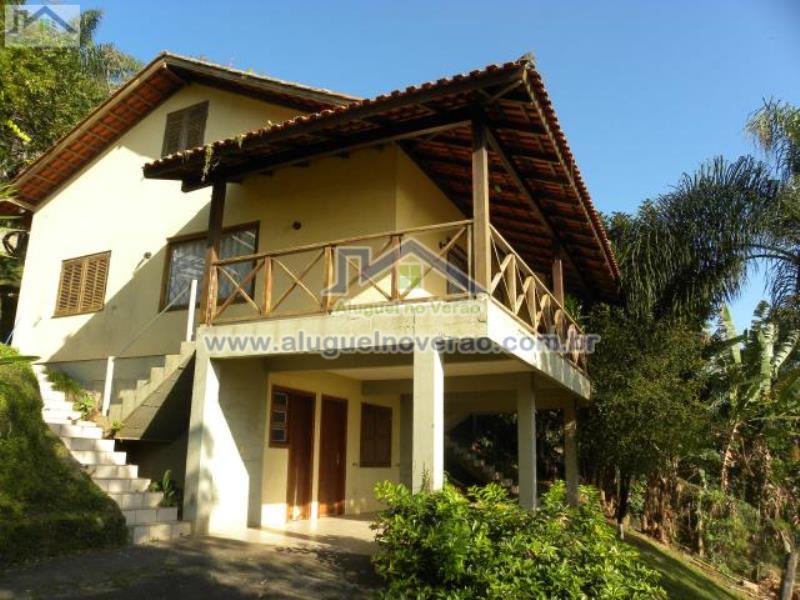Casa Codigo 2032 para temporada no bairro Lagoinha na cidade de Florianópolis Condominio