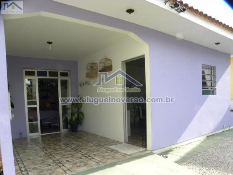 Casa Codigo 2035 para temporada no bairro Lagoinha na cidade de Florianópolis Condominio