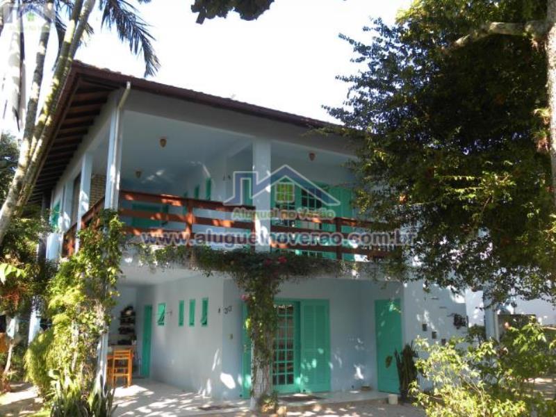 Casa Codigo 2040 para temporada no bairro Lagoinha na cidade de Florianópolis Condominio