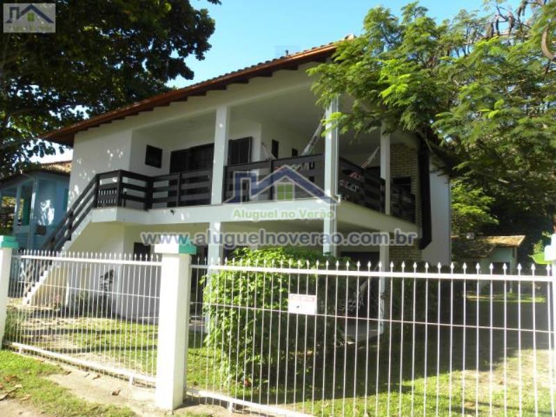 Casa Codigo 2041 para temporada no bairro Lagoinha na cidade de Florianópolis Condominio