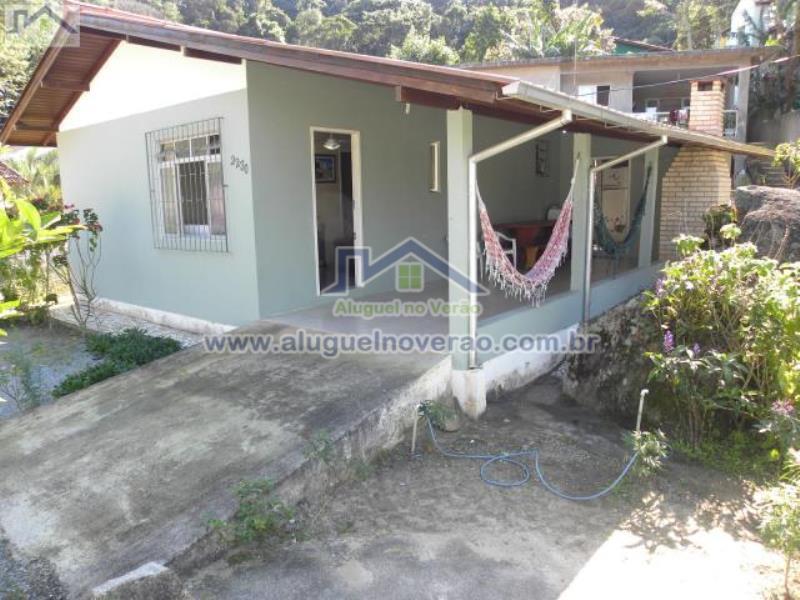 Casa Codigo 2043 para temporada no bairro Lagoinha na cidade de Florianópolis Condominio