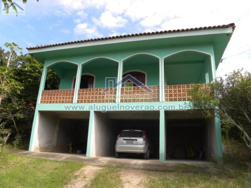 Casa Codigo 2046 para temporada no bairro Lagoinha na cidade de Florianópolis Condominio