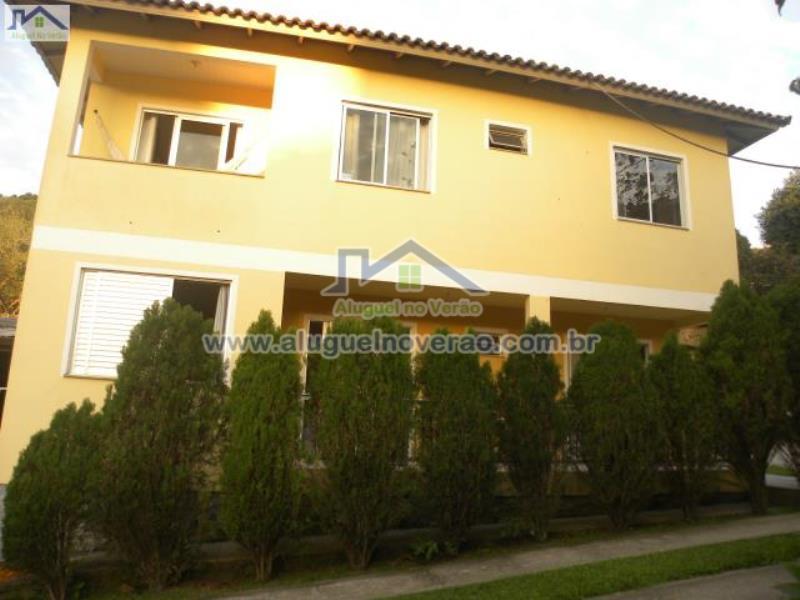 Casa Codigo 2052 para temporada no bairro Lagoinha na cidade de Florianópolis Condominio