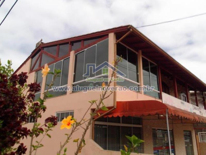 Casa Codigo 3034 para temporada no bairro Ponta das  Canas na cidade de Florianópolis Condominio