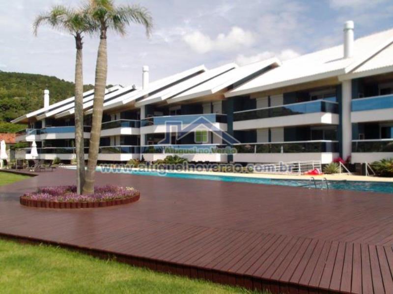 Apartamento Codigo 22400 para temporada no bairro Lagoinha na cidade de Florianópolis Condominio