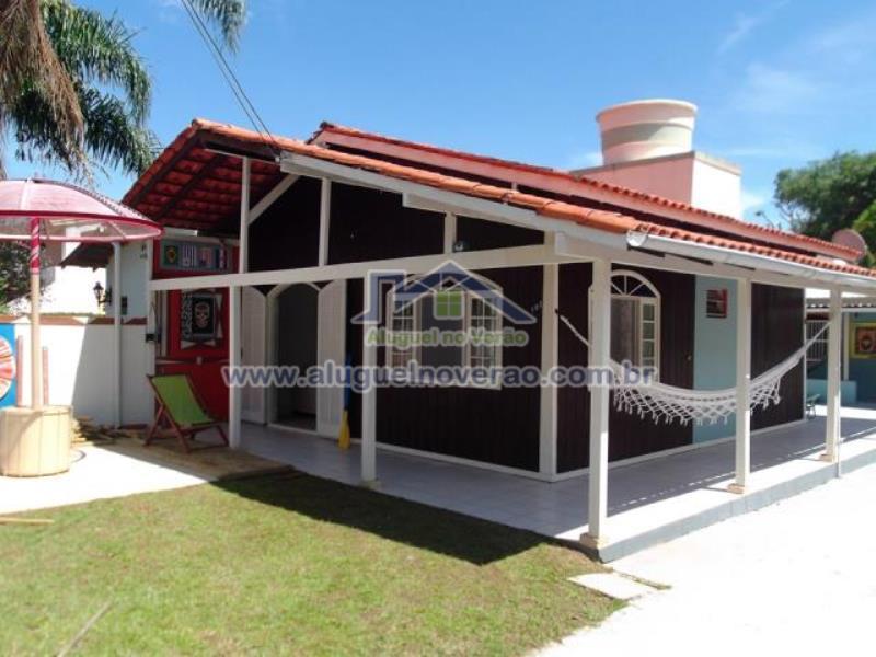 Casa Codigo 2055 para temporada no bairro Lagoinha na cidade de Florianópolis Condominio