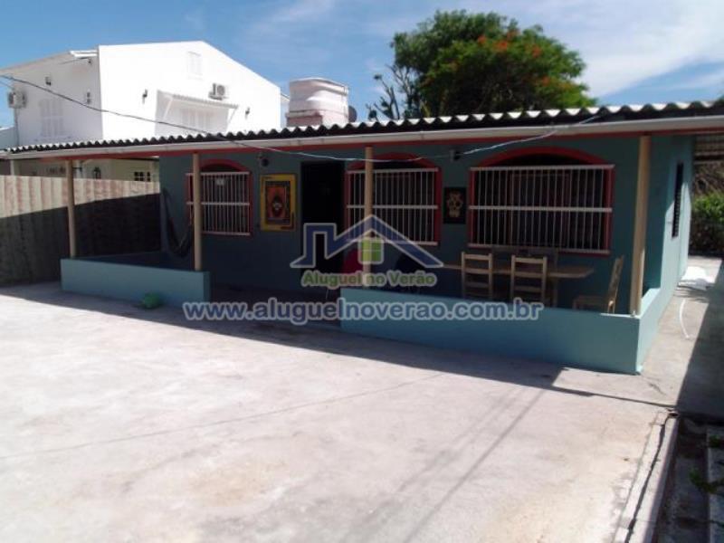 Casa Codigo 2056 para temporada no bairro Lagoinha na cidade de Florianópolis Condominio